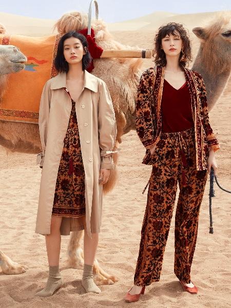 HOPESHOW女装品牌2019秋冬新品
