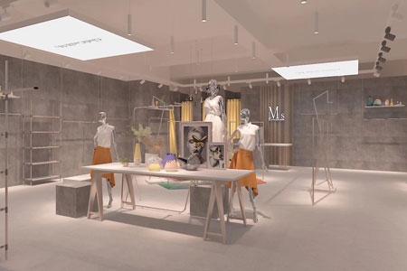 布卡慕尚品牌店铺展示