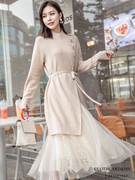 布卡慕尚女装品牌2019秋季 蓬蓬裙时尚潮流