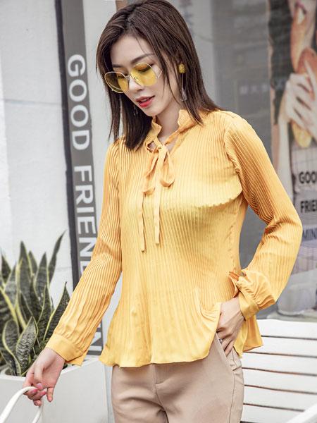 布卡慕尚女装品牌2019秋季气质套装