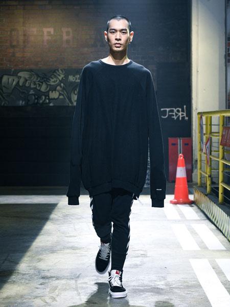 OFFBLACK男装品牌2019秋冬时尚潮流纯棉卫衣