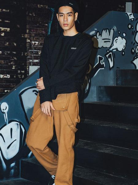 OFFBLACK男装品牌2019秋冬时尚休闲两件套