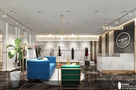 雅默YAAMOO品牌店铺展示