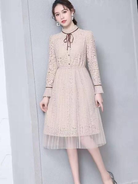 花月秋品牌管理女装品牌2019秋季新品