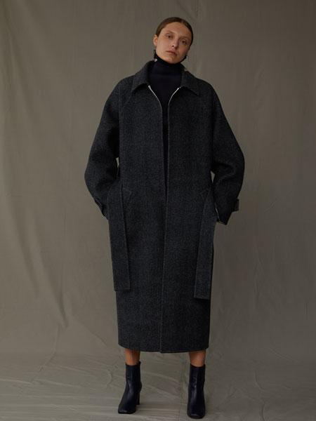 POSTELEGANT休闲品牌2019秋冬时尚潮流套装时尚潮流套装黑色