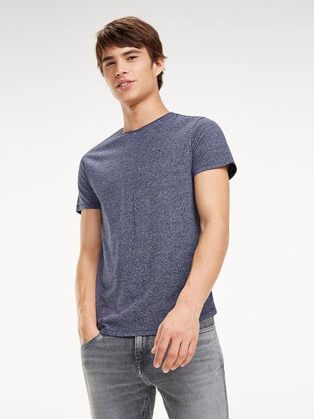 TOMMY JEANS国际品牌品牌2019春夏时尚潮流T恤