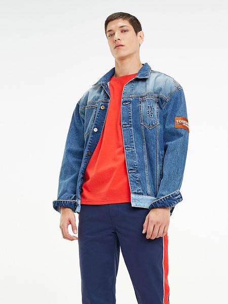 TOMMY JEANS国际品牌2019春夏牛仔外套