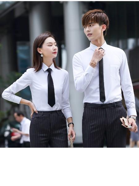 广东白领衬衣,西裤西裙,商务套装定制批发厂家