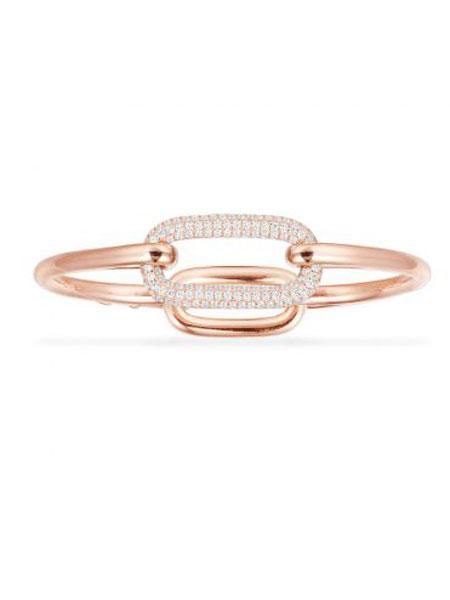 APM国际品牌粉金色扣环