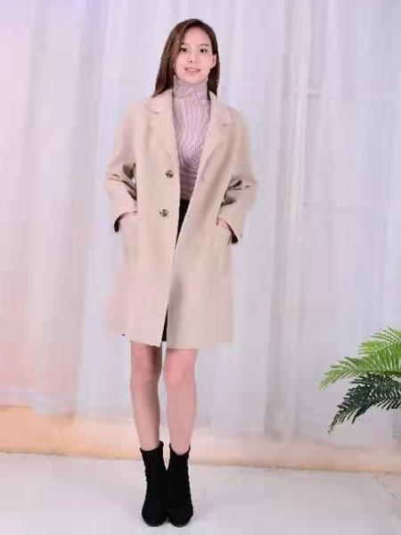 SISTER KUN女装品牌2019秋冬韩版大衣