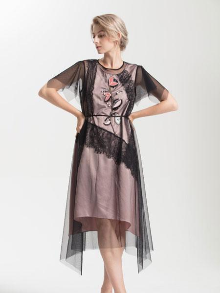 ANOBLIR女装品牌2019秋季