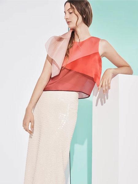 Mi Jong Lee女装品牌2019秋季时尚潮流套装