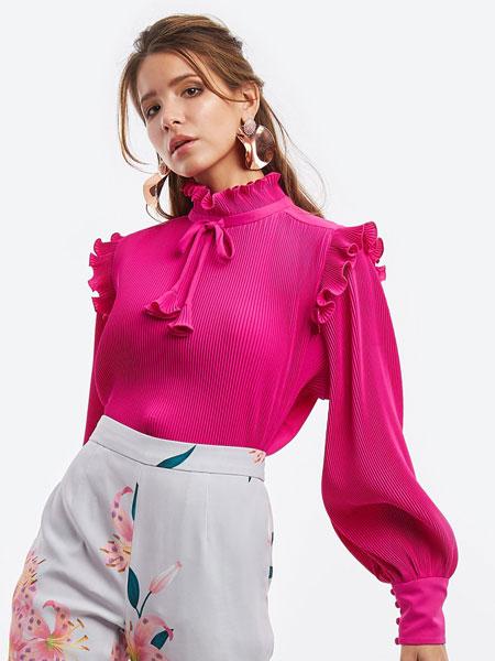 Kloset女装品牌2019春夏时尚上衣