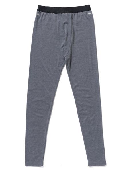alk phenix男装品牌2019秋冬灰色休闲裤