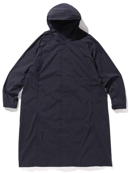 alk phenix男装品牌2019秋冬黑色风衣