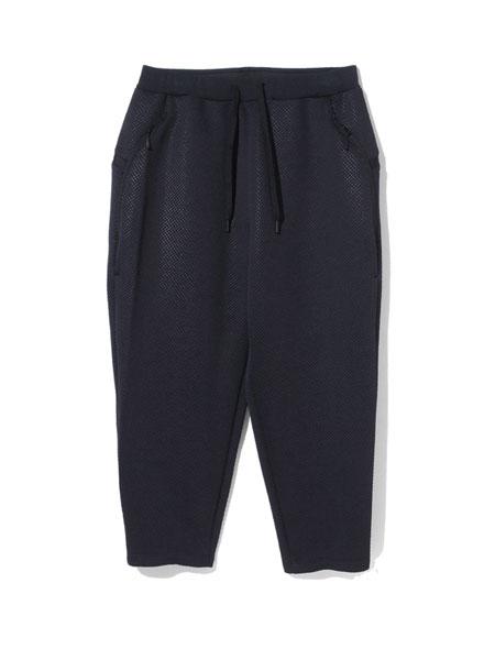 alk phenix男装品牌2019秋冬黑色休闲裤