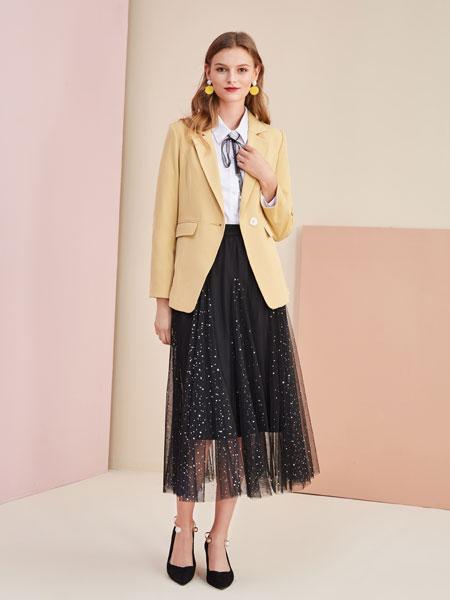 城市衣柜女装一个简约而不失时尚的品牌