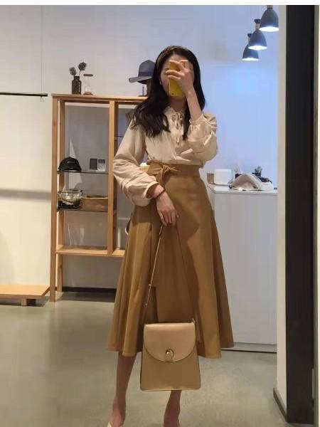 薇薇希女装品牌2019秋季新品