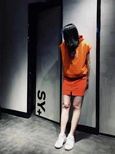 SY+女装品牌2019秋冬时尚套装