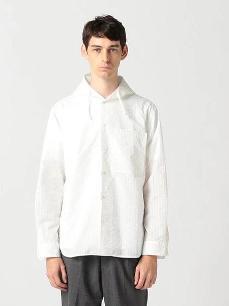Pilgrim Surf Supply国际品牌品牌2019秋冬白色上衣