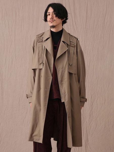 Iroquois男装品牌2019秋冬?#21487;?#22806;套