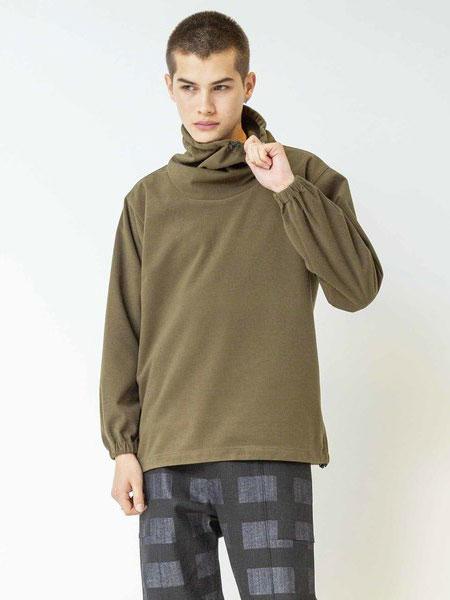 Johnbull国际品牌品牌2019秋冬时尚卫衣