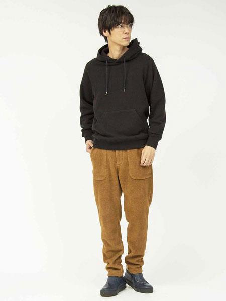 Johnbull国际品牌品牌2019秋冬黑色卫衣