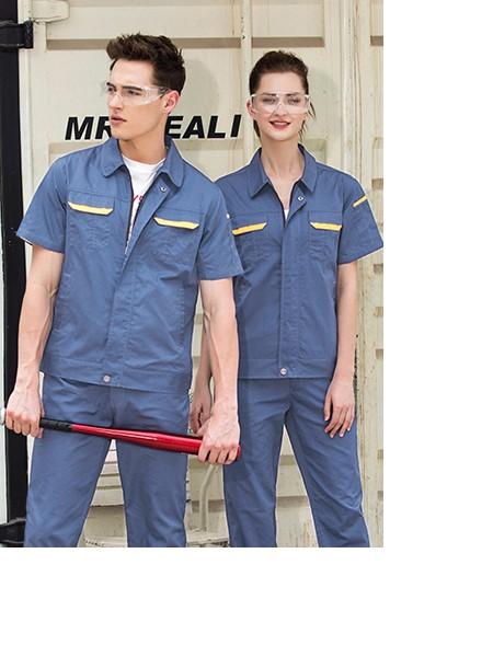 圣浪服装定制品牌2020春夏新品工作服