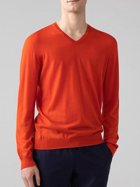 Johnstons of Elgin国际品牌品牌2019秋冬时尚T恤