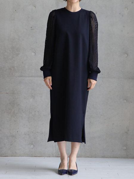 CHONO国际品牌品牌2019春夏黑色裙子