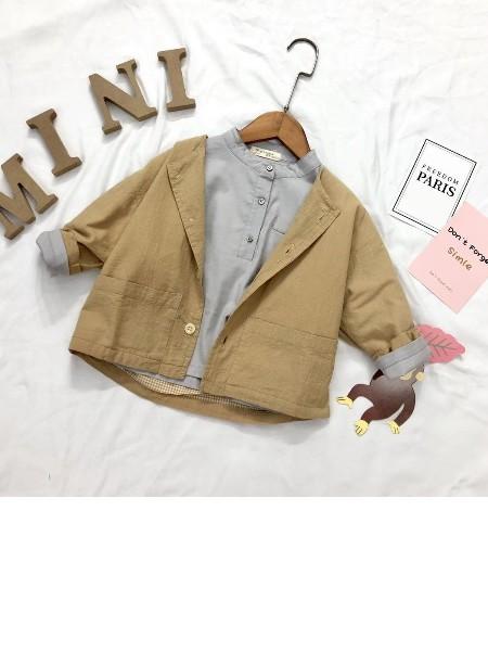 2019新款【紫邻】秋装批发, 韩版时尚童装品牌折扣批发