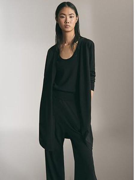 Bouchra Jarrar布什哈·加拉尔女装品牌2019秋冬针织衫开衫毛衣外套