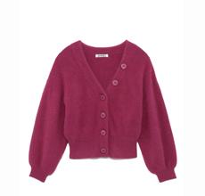 snldel国际品牌品牌2019秋冬针织衫开衫毛衣