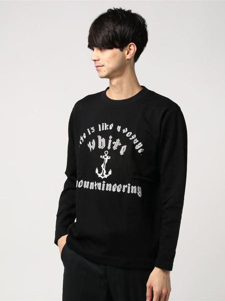 LITTLE UNION TOKYO国际品牌2019秋冬圆领卫衣