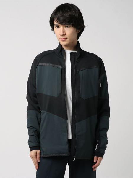LITTLE UNION TOKYO国际品牌品牌2019秋冬加绒棉服外套