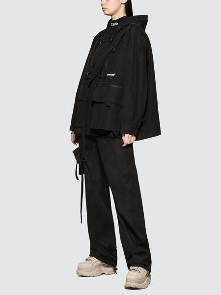 Taller Marmo女装品牌2019秋冬休闲棒球服外套