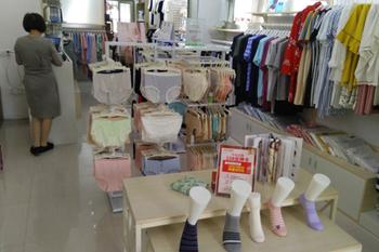 欧林雅品牌店铺展示
