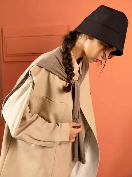 PASHOW女装品牌2019秋冬个性加绒牛仔外套