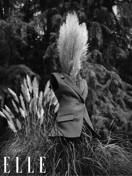鄂尔多斯女装品牌2019秋冬无袖西装外套