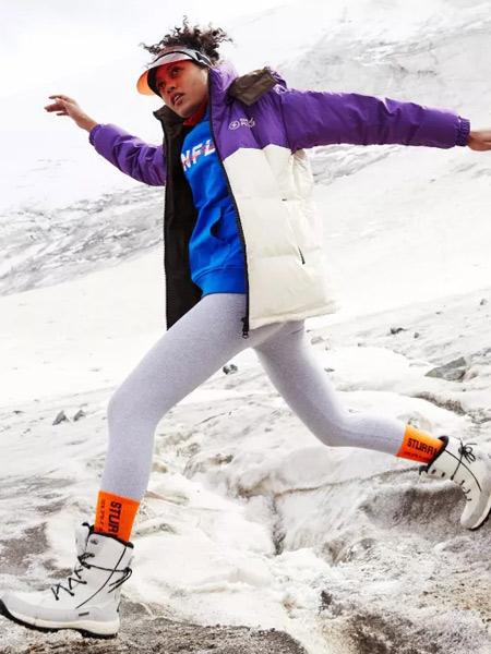 雪中飞女装招商品牌曾被世界生产力科学联盟