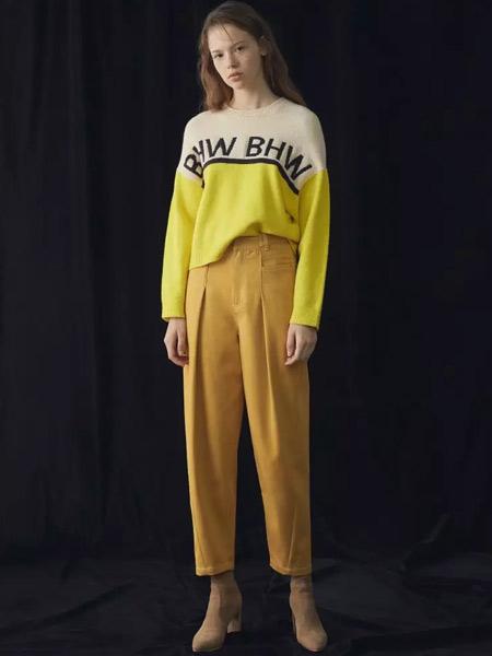 Basic House百家好女装品牌2019秋冬针织毛衫