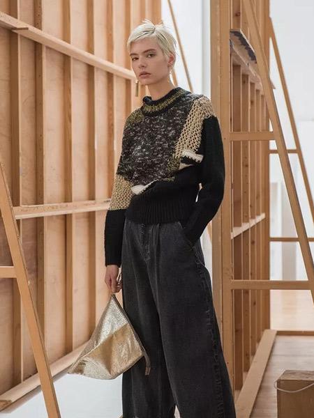RITO国际品牌品牌2019秋冬针织毛衣