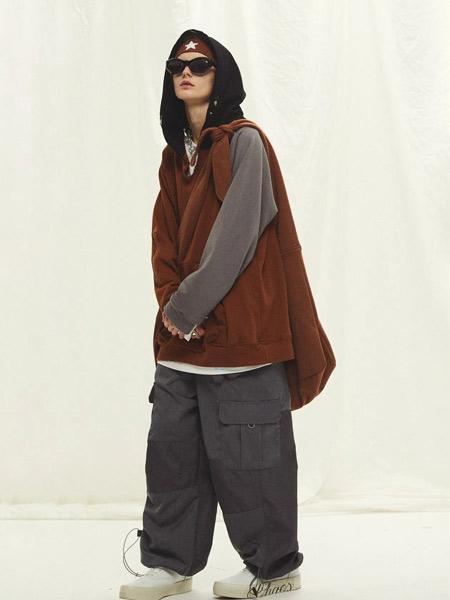 COMOLI国际品牌品牌2019秋冬时尚个性外套