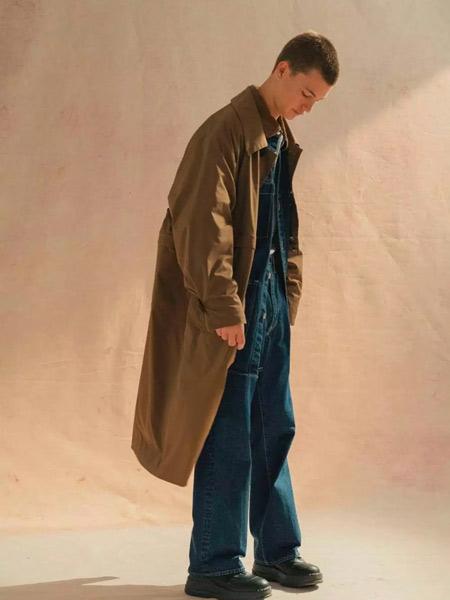 BUHO国际品牌品牌2019秋冬时尚大衣