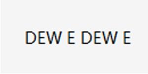 DEW E DEW E