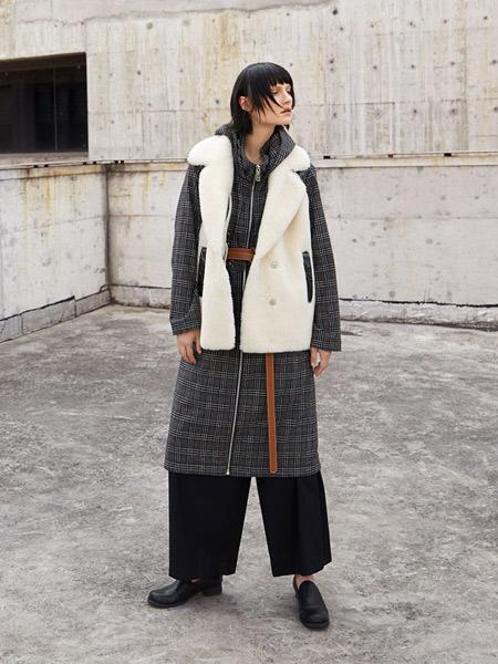 海谧女装品牌2019秋冬时尚羊绒马甲