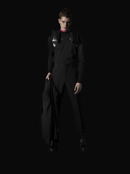 Yuki Hashimoto国际品牌2019秋冬宽松大衣