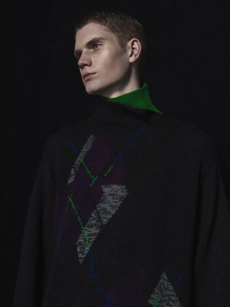 Yuki Hashimoto国际品牌2019秋冬针织毛衣