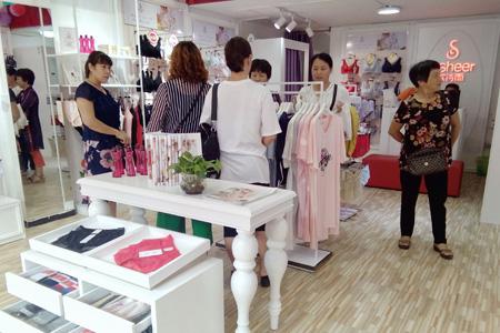 欧诗雨品牌店铺展示