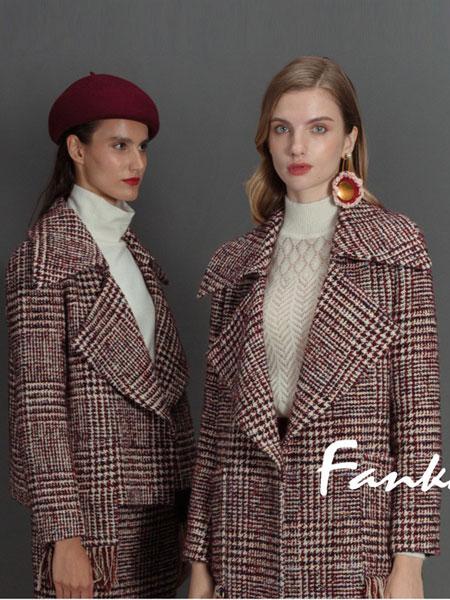 范卡图女装品牌2019秋冬气质西装套装